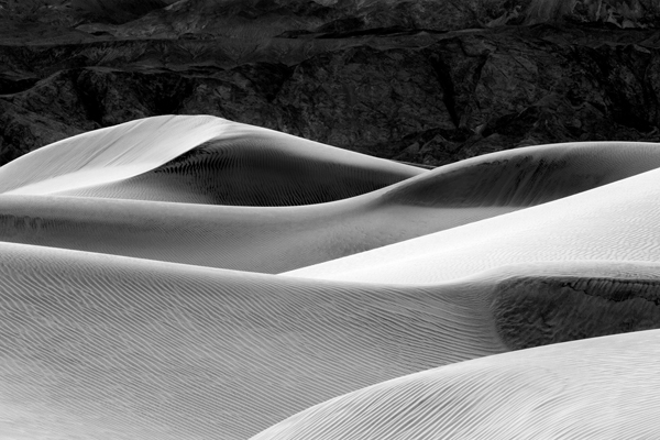 the dunes of nude