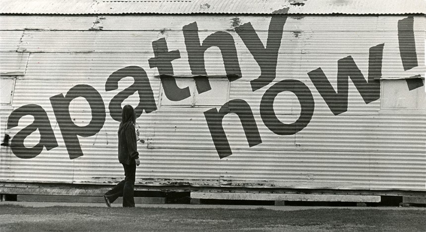 Apathy Now