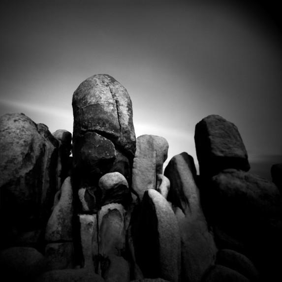 Ancient Stones No 3