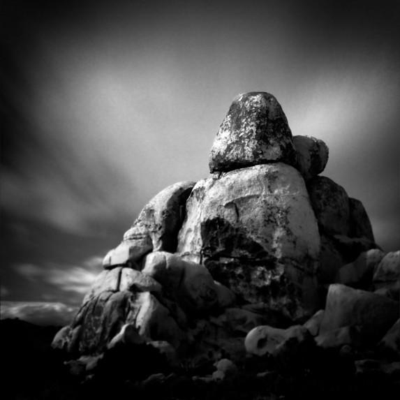 Ancient Stones No 7