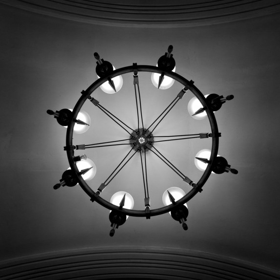 Ceiling Lamp, Moscow Subway No 2