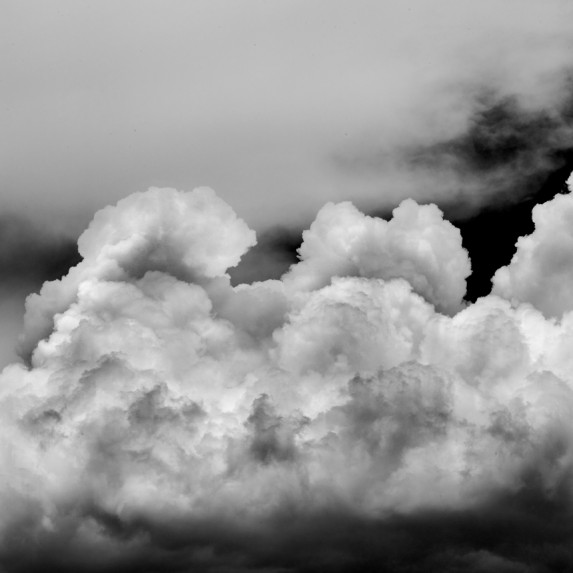 Flaming Gorge Clouds No 10