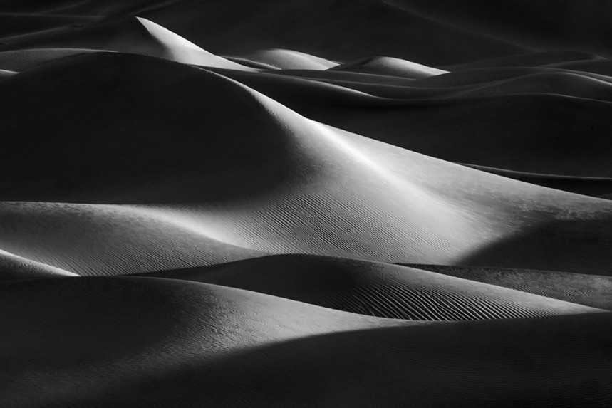 Death Valley Dune No 7