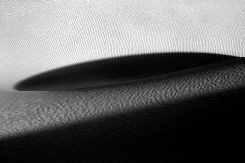 Dunes Of Nude Cole Thompson Photography