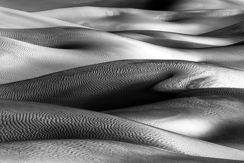 Dunes of Nude No 208