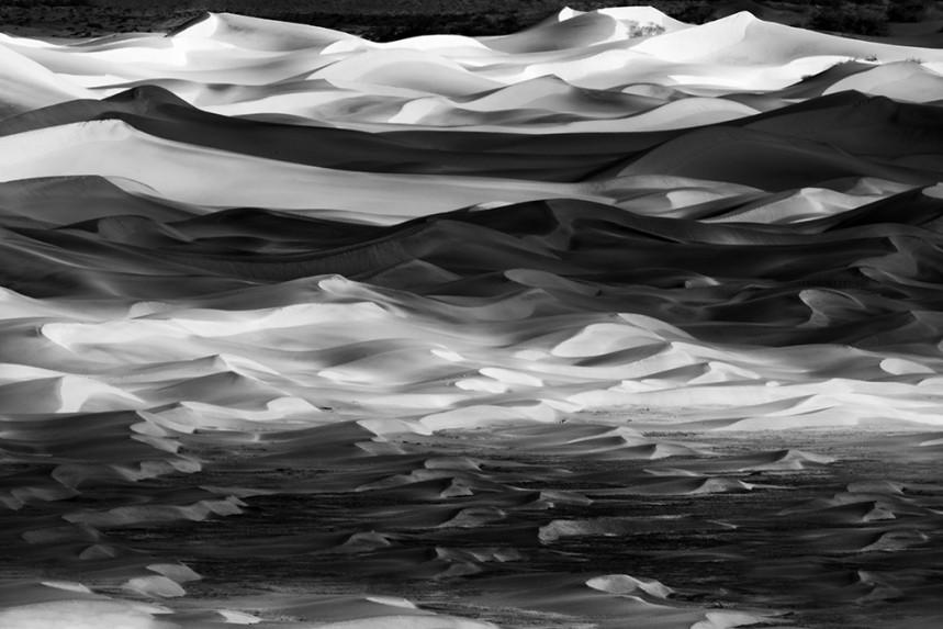 Death Valley Dunes No 2 - Vision