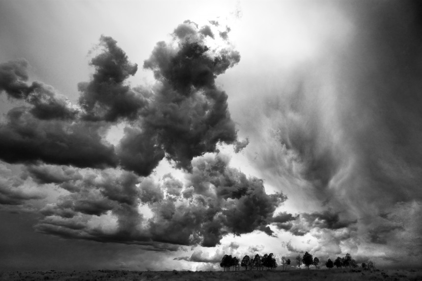 Flaming Gorge Clouds No 1