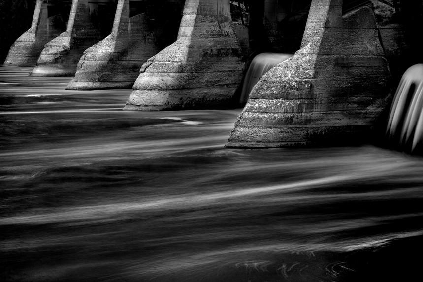 Coloroado River Spillway