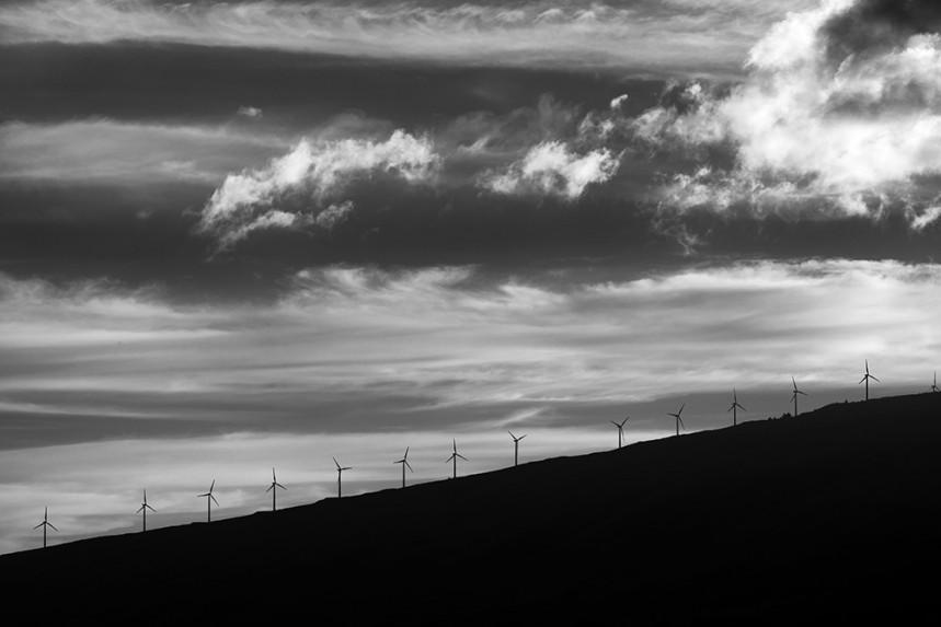Windmills on Maui No 2