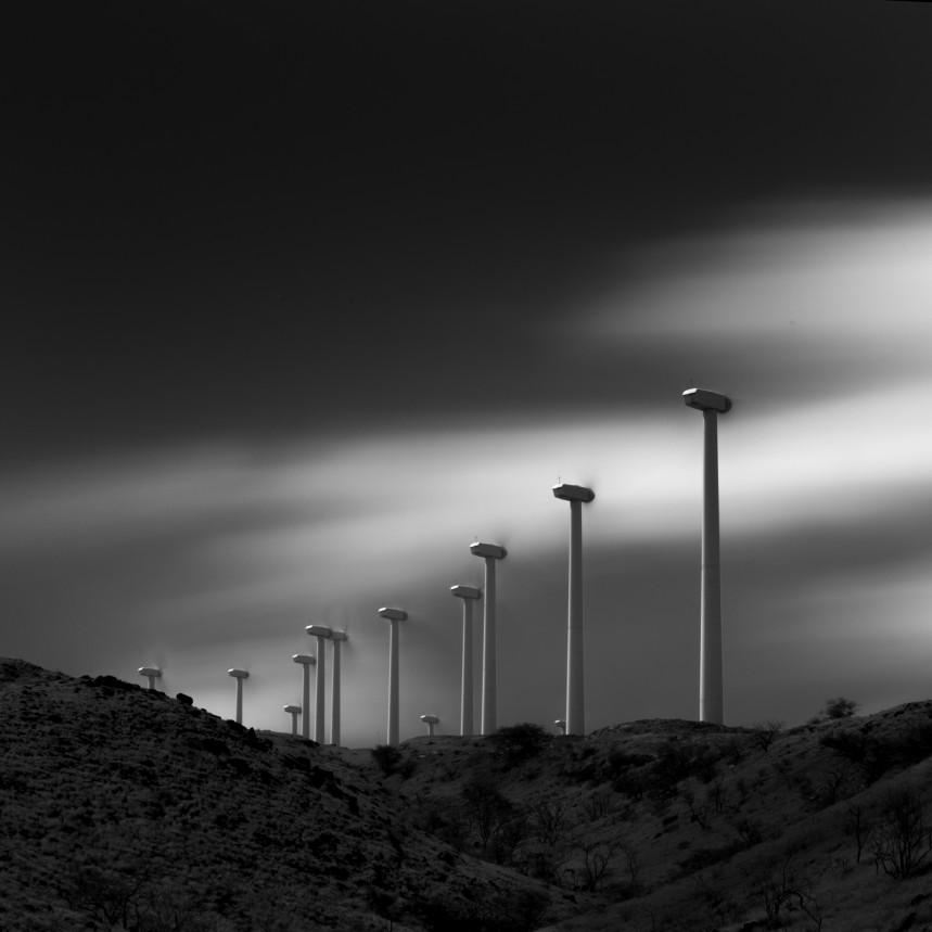 Windmills on Maui