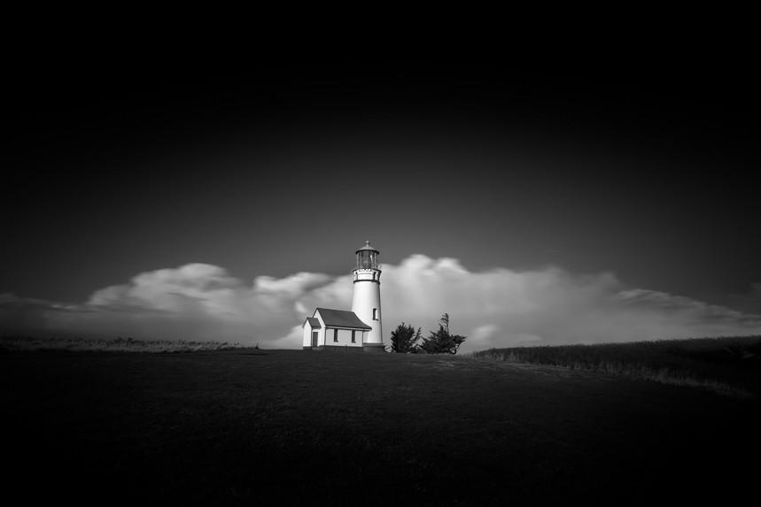 Lighthouse, Cape Blanco