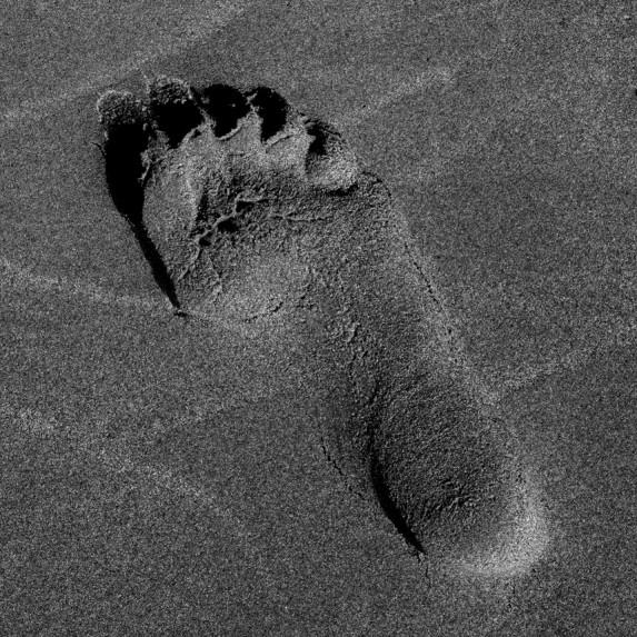 Footprint No 3