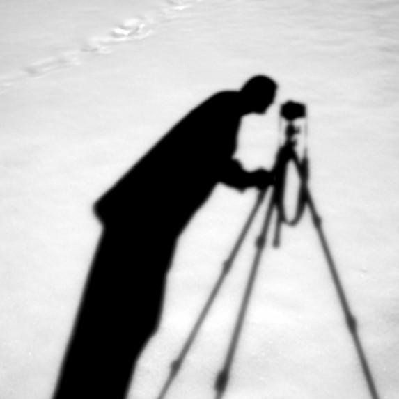 Self Portrait, Colorado Snow