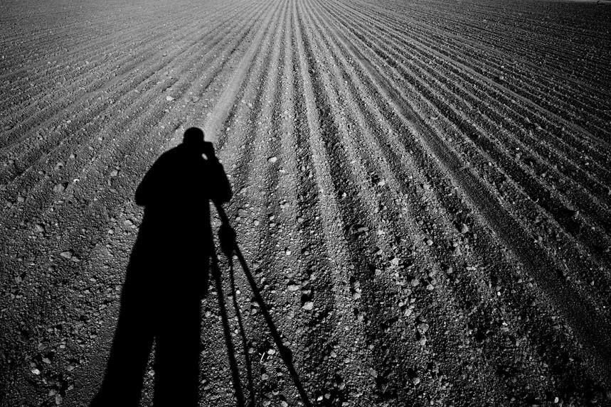 Self Shadow, Plowed Field