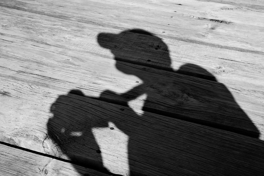Honduran Shadow Portrait