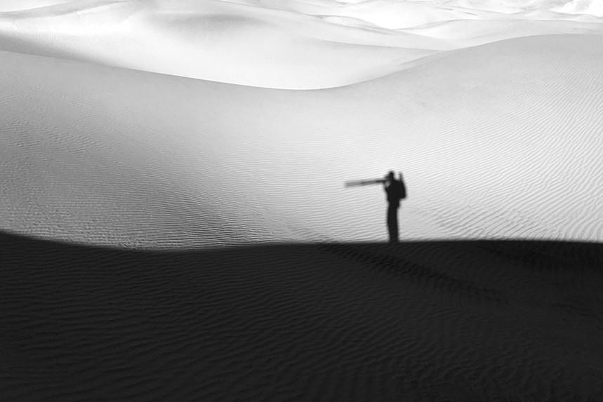 Self Shadow, Death Valley