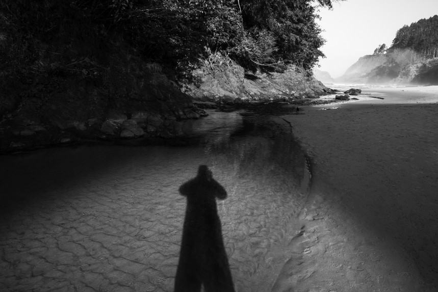 Self Shadow, Sunset Bay