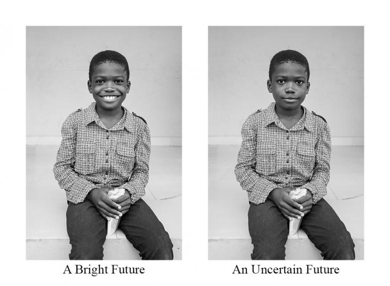 A Bright Future / An Uncertain Future