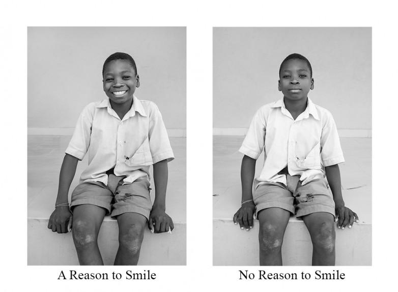 A Reason to Smile / No Reason to Smile