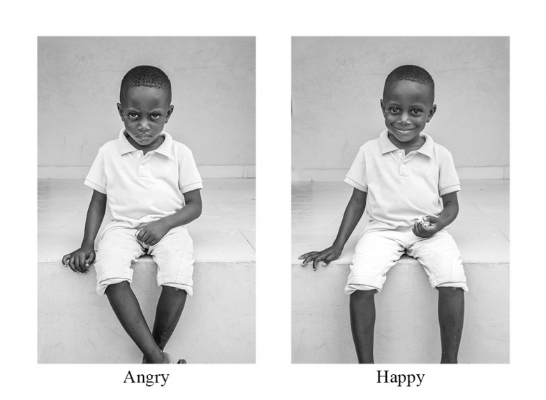 Angry / Happy