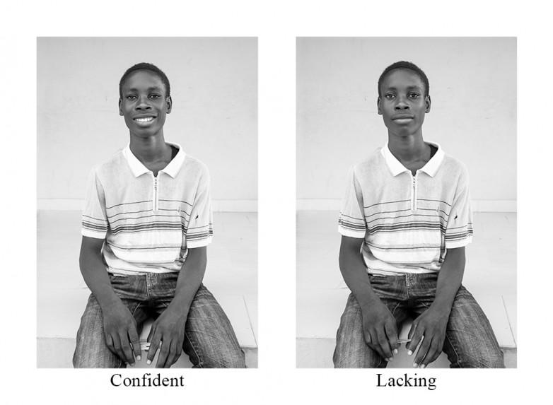Confident / Lacking