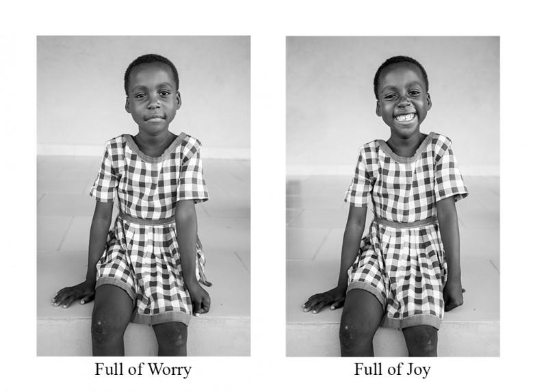 Full of Worry / Full of Joy