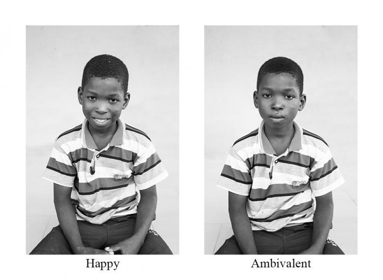 Happy / Ambivalent