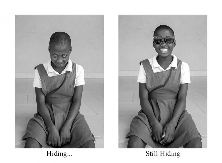 Hiding / Still Hiding