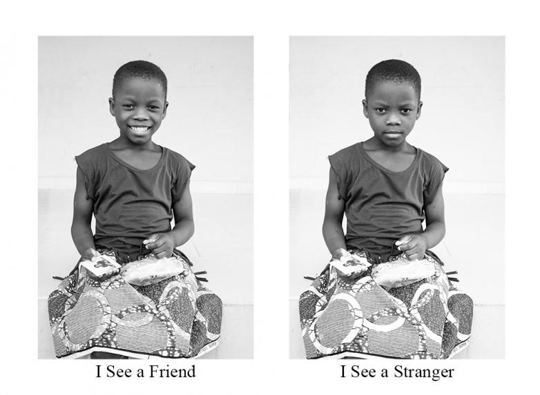 I See A Friend / I See A Stranger