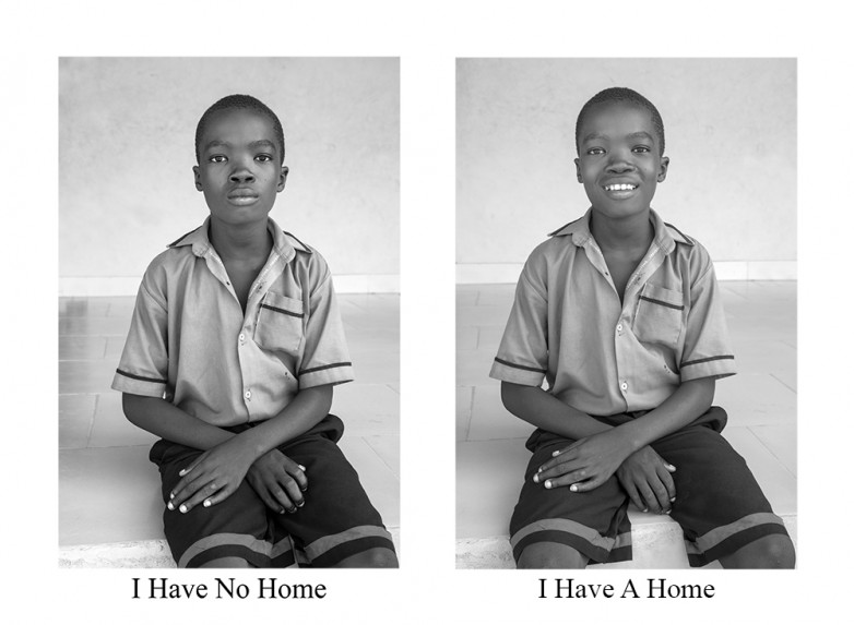 I Have No-Home / I have a Home