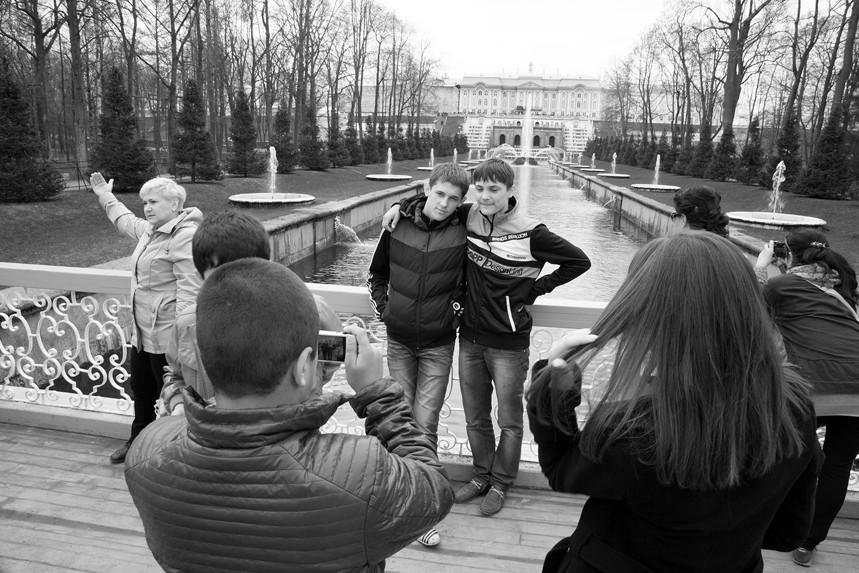 Smile, St Petersburg, Russia 2