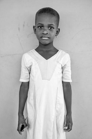Children of Ghana Portrait No. 11
