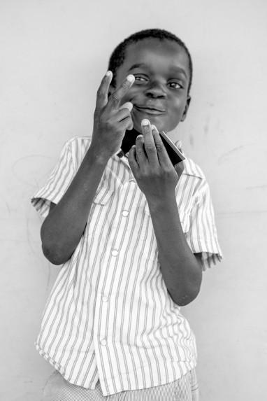Children of Ghana Portrait No. 13
