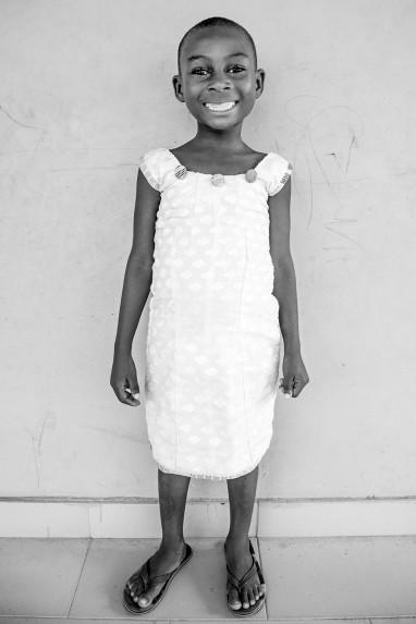 Children of Ghana Portrait No. 16