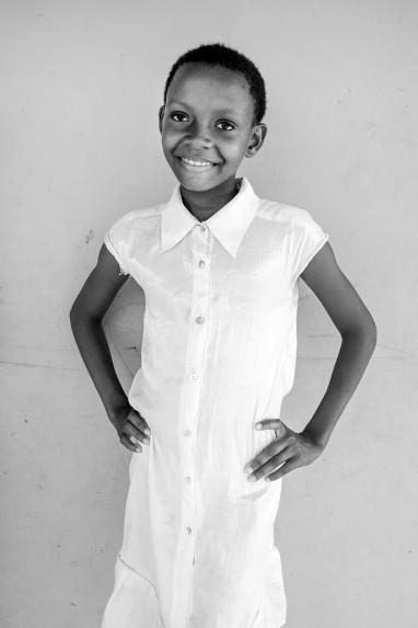 Children of Ghana Portrait No. 17