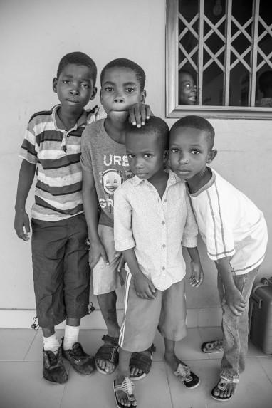 Children of Ghana Portrait No. 2