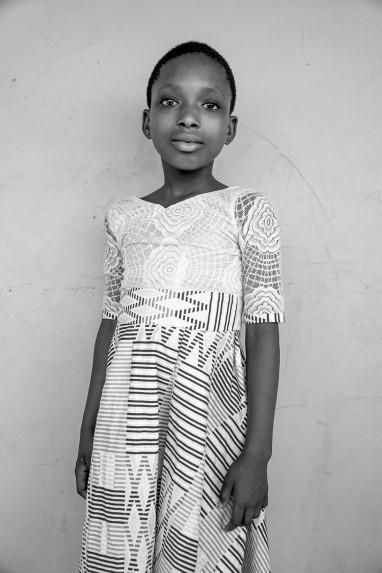 Children of Ghana Portrait No. 22