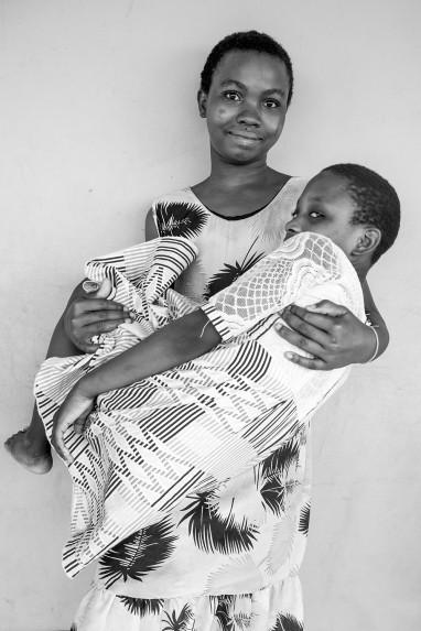 Children of Ghana Portrait No. 23