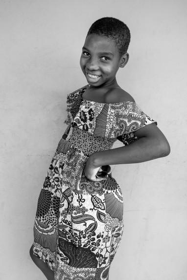 Children of Ghana Portrait No. 24