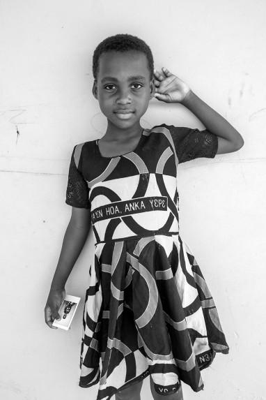 Children of Ghana Portrait No. 25