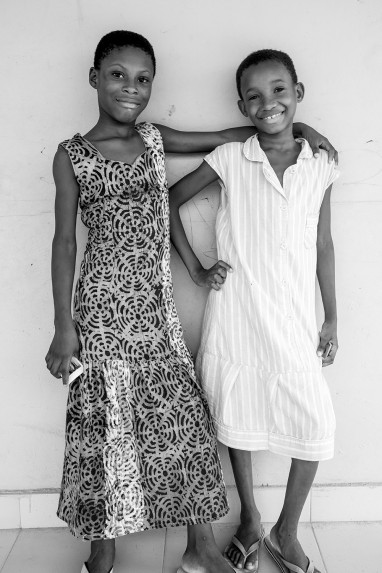 Children of Ghana Portrait No. 26