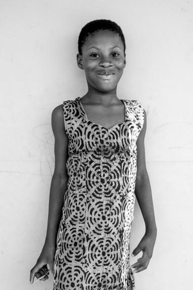 Children of Ghana Portrait No. 28