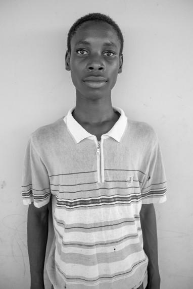 Children of Ghana Portrait No. 3