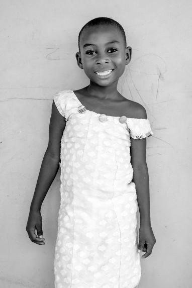Children of Ghana Portrait No. 32