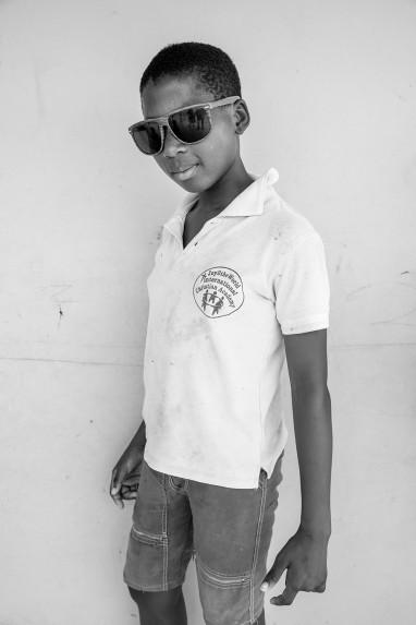 Children of Ghana Portrait No. 33