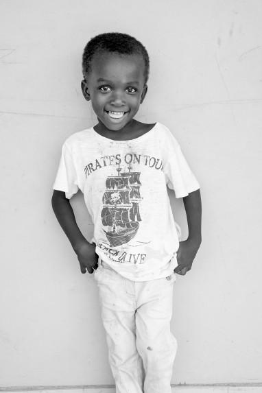 Children of Ghana Portrait No. 34