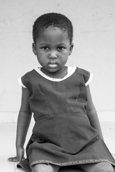 Children of Ghana Portrait No. 36