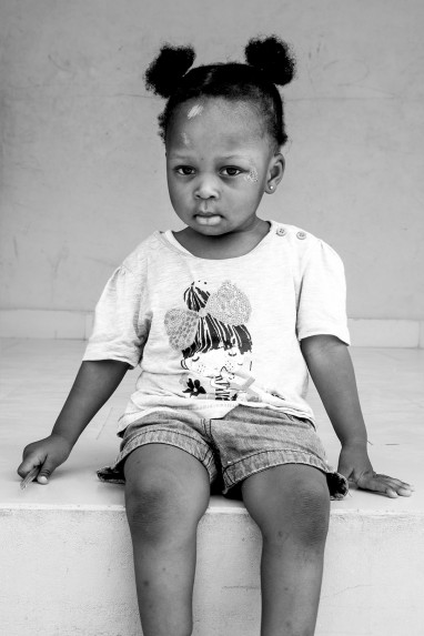 Children of Ghana Portrait No. 37