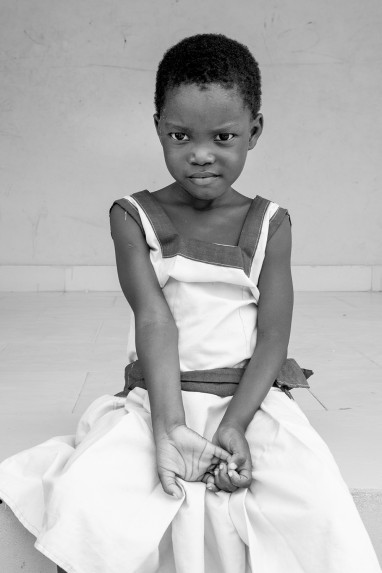 Children of Ghana Portrait No. 38