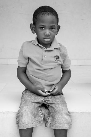 Children of Ghana Portrait No. 39